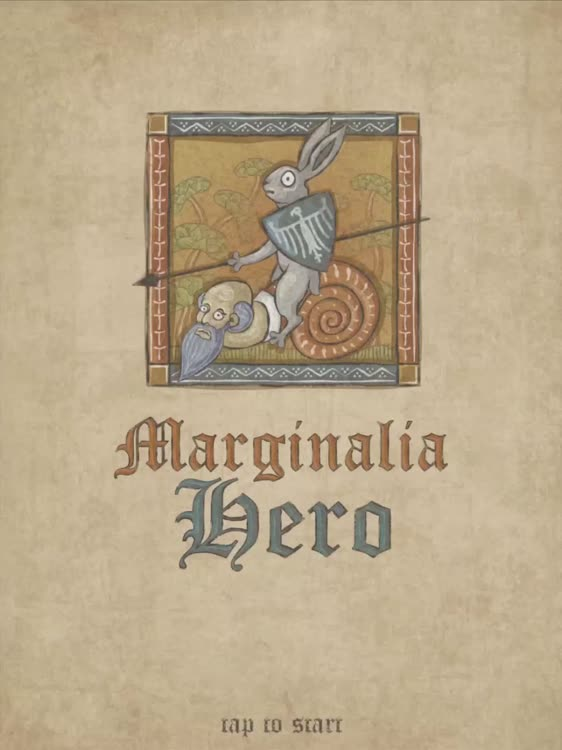 Marginalia Hero