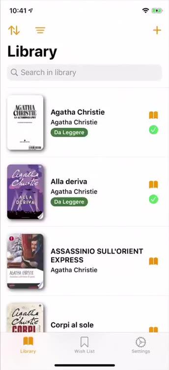 Book Track