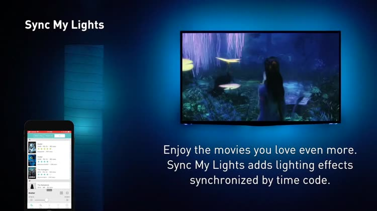 Sync My Lights For Philips Hue