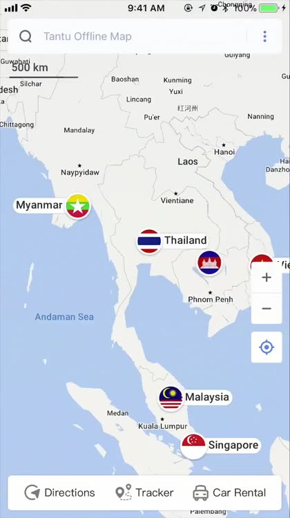 Tantumap offline navigation by tantu tantumap is an easy map navigation app supports offline maps cover over 200 countries navigation is available with no internet which is more useful than gumiabroncs Images