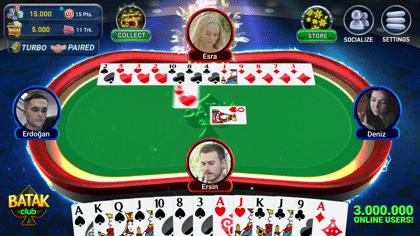 Batak Club Online Card Games By Joker Game Bilisim Anonim Sirketi