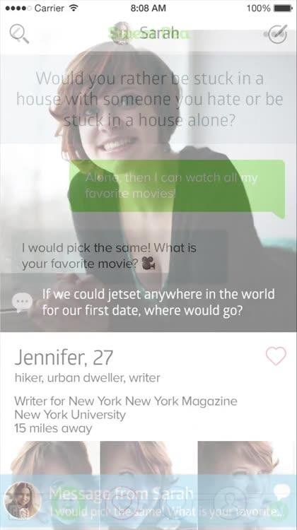 New York Magazine dating app