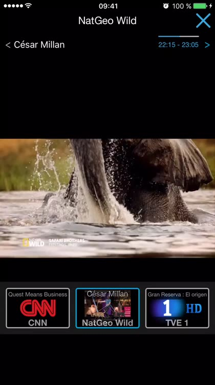 IPTV Streamer Pro by Oussema Riahi