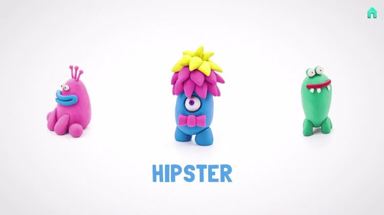 Hey Clay Monsters For Apple Tv By Hey Clay