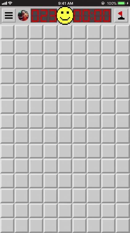 Mine Sweeper Pixel
