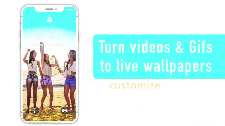 Turnlive Live Wallpaper App By Solid Apps Inc