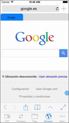 Easy FTP Pro by Juan Ramon Rivero