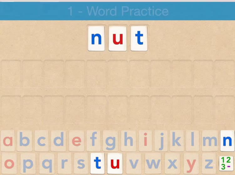 - 00001 - Spelling study aid apps