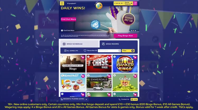 Gala Bingo – Play Bingo Games