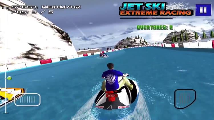 ... Jet Racing: Echo of winter ...