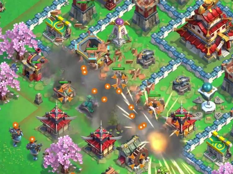 Samurai Siege Alliance Wars MOD APK 1-hit KO