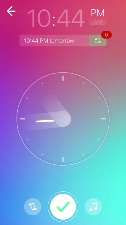 Step Out! Smart Alarm Clock by WeHelp