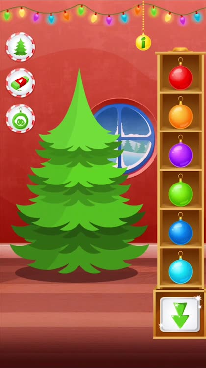 an important part of celebrating christmas is decorating your christmas tree 123 kids fun christmas tree free educational game for preschool kids and