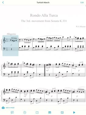 Sheet Music Scanner by David Zemsky