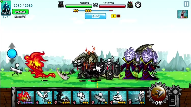 Cartoon Wars: Blade Android Gameplay & Review ...