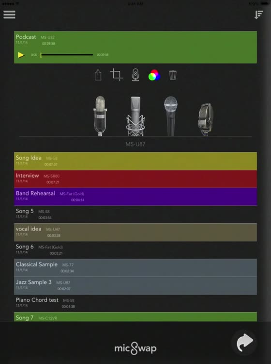 MicSwap Pro Microphone Modeler by Future Moments