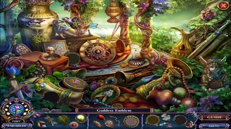 Dark Parables Ballad Of Rapunzel A Hidden Object Fairy
