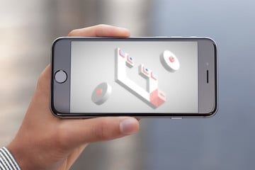 """PUSH"" is a Puzzle Game All About Pushing Your Buttons"