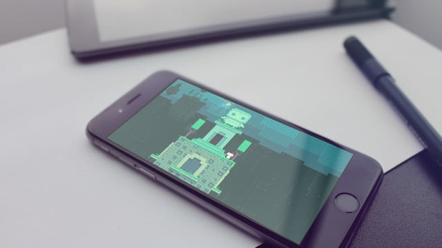 FEZ Pocket Edition Will Change Your Perspective