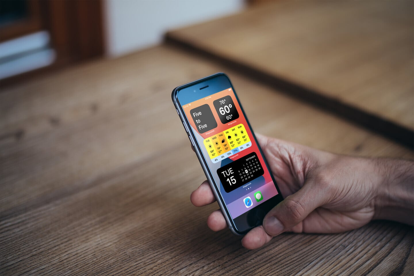 Widgetsmith is a Great Way to Customize Your iPhone or iPad Home Screen