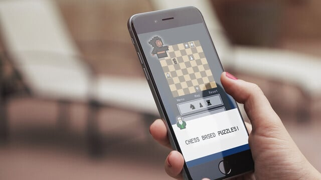 Use Your Skills to Save the King and Queen in Chess Adventure