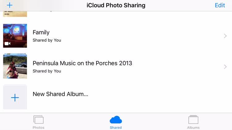 iCloudSharedAlbum