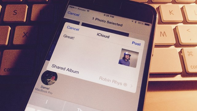 How to Use iCloud Photo Sharing So You and Your Friends Don't Miss Any Moments
