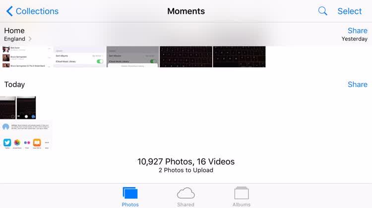 iCloud Photo Sharing (3)