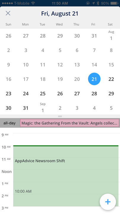spark-calendar