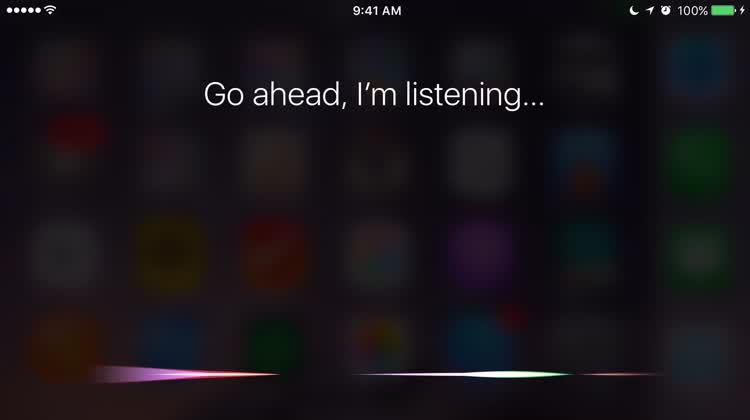 Siri basic reminder