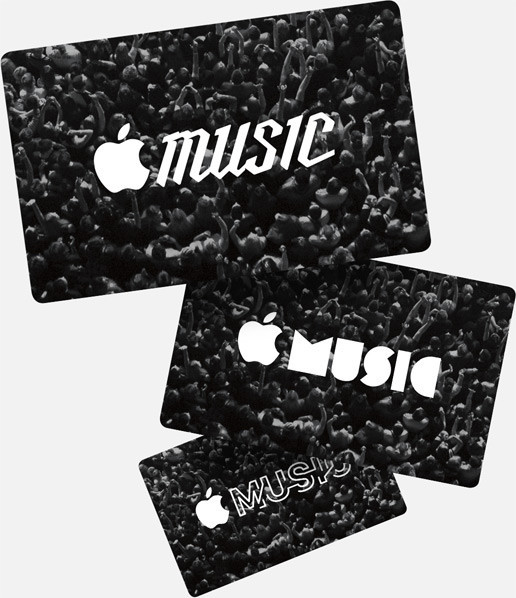 Apple Music membership can now be renewed by redeeming iTunes gift card credits in the Android app.