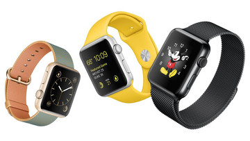 New bands and a lower price were announced for Apple Watch