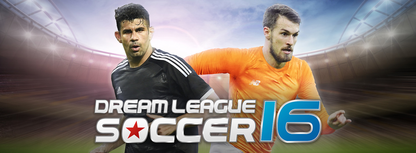 bdb64ee8f Kick off your rise toward stardom in Dream League Soccer 2016