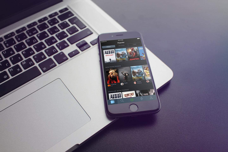 Letterboxd movie app