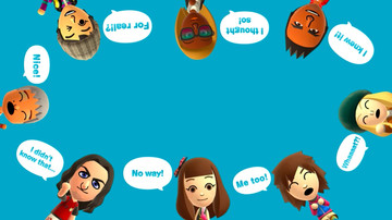 Miitomo, the first mobile title from Nintendo, is out now in Japan