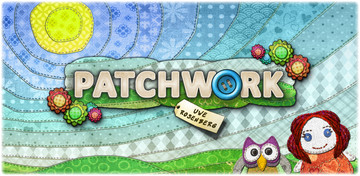 Piece together a victory in Patchwork: The Game