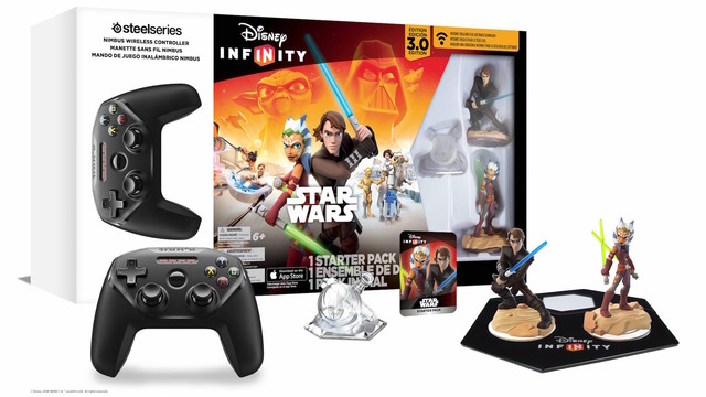 Disney Infinity for Apple TV appears to be a dead product