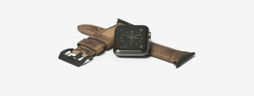 Nomad introduces two new colors of its beautiful Apple Watch strap