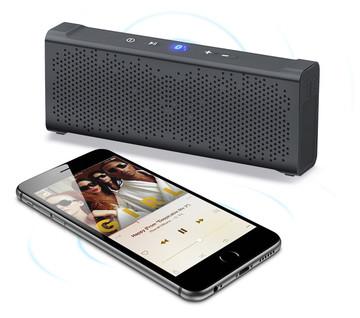 Ultra-portable MercuryBox Bluetooth speaker sounds good