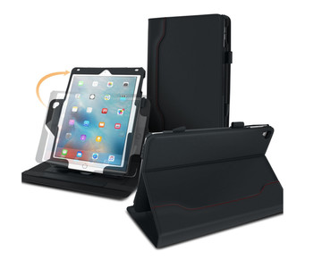 Flexibility and low price define this 9.7-inch iPad Pro folio stand case
