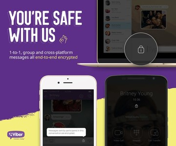Viber adds end-to-end encryption to help keep messages secure