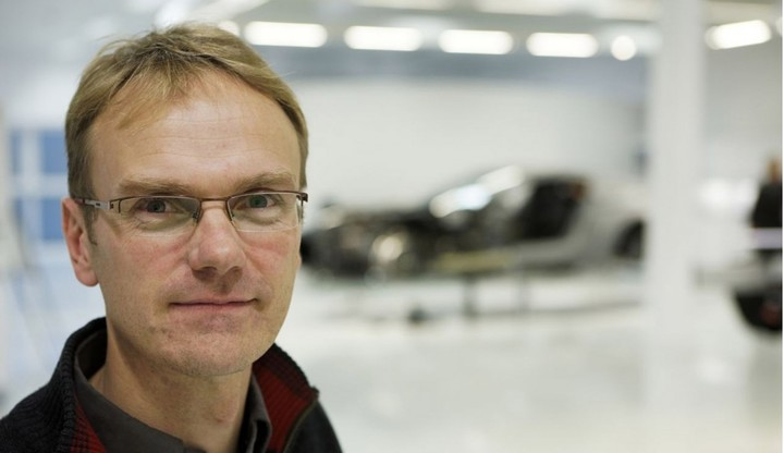 Porritt has also logged time with Aston Martin and Land Rover.