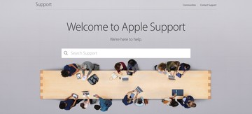 Apple Launches Redesigned Official Apple Support Website