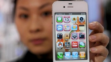 China's iOS App Store overtakes Japan's and is continuing to rocket