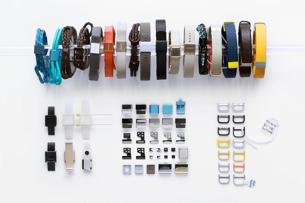 Jawbone Fitness Bands