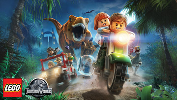 LEGO Jurassic World roars onto the App Store