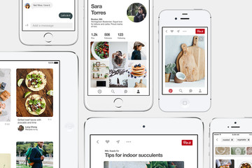Pinterest unveils an updated app with a new look and more