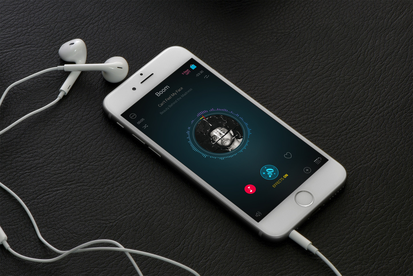 Boom Music Player