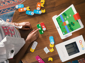 Osmo Coding Launches to Help Kids Learn to Code in a Fun Way