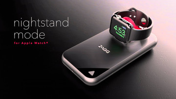 ZAGG's Mobile Charging Station is a Great Travel Companion for an iPhone and Apple Watch